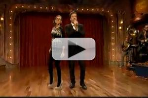 VIDEO: Jimmy Fallon & Rashida Jones Sing Along on LATE NIGHT