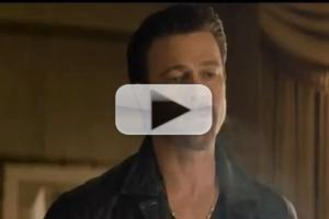 Video: Brad Pitt in Trailer for KILLING THEM SOFTLY