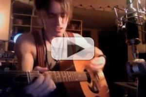 STAGE TUBE: SPIDER-MAN's Reeve Carney Performs Single 'Mad Mad World'