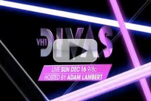 VIDEO: VH1's DIVAS LIVE Promos Featuring Host Adam Lambert Released