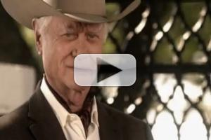 VIDEO SPECIAL: TNT Honors the Late Larry Hagman with Tribute Video