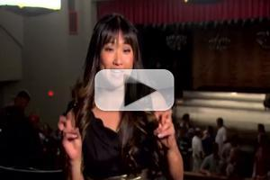VIDEO: Sneak Peek - Cast of GLEE Learns Korean for 'Thanksgiving' Episode!