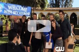 VIDEO: First Look at 90210's 100th Episode