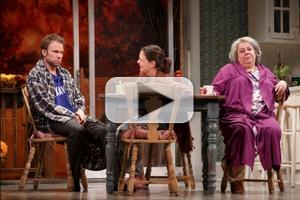 BWW TV: Sneak Preview Montage of Norbert Leo Butz & Katie Holmes in DEAD ACCOUNTS on Broadway!
