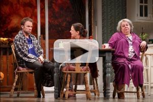 BWW TV: Sneak Preview Montage of Norbert Leo Butz & Katie Holmes in DEAD ACCOUNTS on Broadway!
