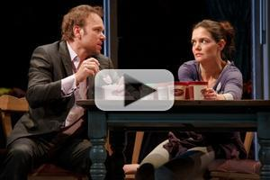 BWW TV: Sneak Peek of Katie Holmes & Norbert Leo Butz in DEAD ACCOUNTS on Broadway - Full Preview!