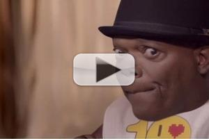 VIDEO: Samuel Jackson in Promo for Spike TV's VGA TEN