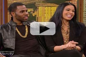 VIDEO: Jordin Sparks, Jason Derulo Visit THE WENDY WILLIAMS SHOW
