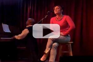 STAGE TUBE: Shoshana Bean Sings 'I Want to Be With You'
