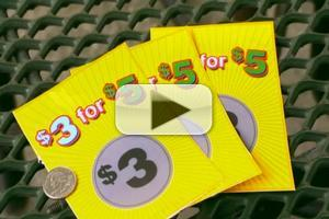 VIDEO: New '$3 for $5' Lotto Guarantees a Jackpot on Tonight's CONAN