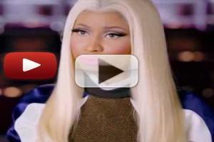 VIDEO: Nicki Minaj Featured in New  AMERICAN IDOL Promo