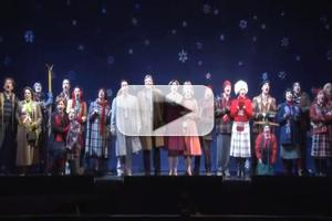 STAGE TUBE: First Look at Highlights from Denver's IRVING BERLIN'S WHITE CHRISTMAS