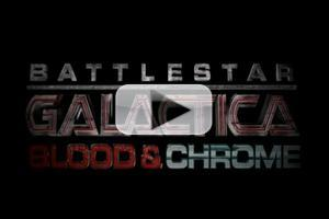 VIDEO: Sneak Peek - New Episodes of BATTLESTAR GALACTICA: Blood & Chrome