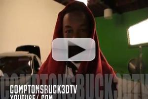 VIDEO: Behind the Scenes - Compton's Buck's MERCERDES BOY'S