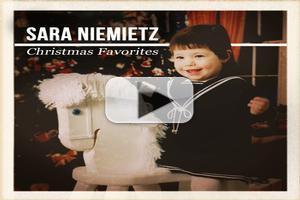 AUDIO: First Listen - Sara Niemietz's CHRISTMAS FAVORITES Album