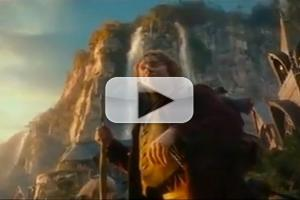 VIDEO: First Look at 'Smaug' in New HOBBIT TV Spot