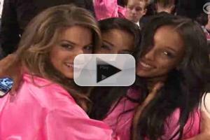 VIDEO: Sneak Peek - VICTORIA'S SECRET FASHION SHOW on CBS