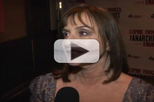 BWW TV: Chatting with Patti LuPone at THE ANARCHIST Opening!