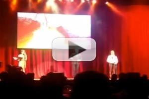 STAGE TUBE: Jesse Tyler Ferguson, Laura Benanti & Barrett Foa Sing COMPANY at Trevor Live