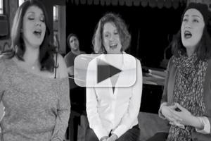 STAGE TUBE: Christiane Noll, Eden Espinosa and Jane Monheit Sing Scott Alan's 'Always'; Perform at Sandy Benefit, 12/10
