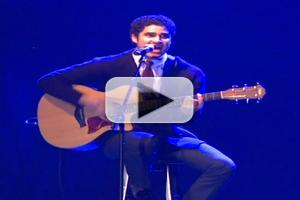 STAGE TUBE: Darren Criss Sings Katy Perry, Kristin Chenoweth Duets with Anna Kendrick and More at TREVOR LIVE!