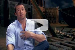 STAGE TUBE: Hugh Jackman Talks Playing 'Jean Valjean' in LES MISERABLES!