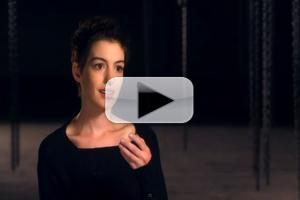 STAGE TUBE: Anne Hathaway Talks Keeping 'Fantine' in the Moment in LES MISERABLES!