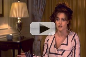 STAGE TUBE: Helena Bonham Carter Talks Playing the Vengeful 'Madame Thenardier' in LES MISERABLES!