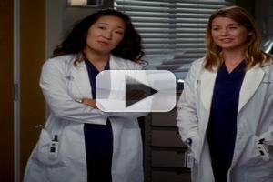 VIDEO: Sneak Peek - 'Love Turns You Upside Down' on ABC's GREY'S ANATOMY