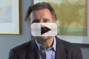 VIDEO: Liam Neeson Launches New Educational Fundraising Campaign