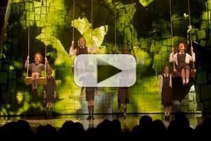 STAGE TUBE: MATILDA Cast Performs Medley at Royal Variety Performance!
