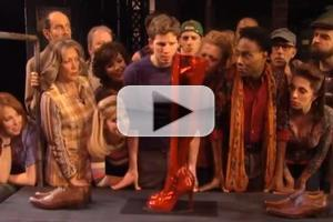 STAGE TUBE: Sneak Peek of Broadway-Bound KINKY BOOTS!