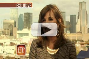 VIDEO: Linda Gray Honors the Late Larry Hagman