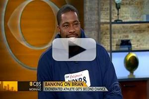 VIDEO: Exonorated Football Player Brian Banks Speaks with CBS THIS MORNING