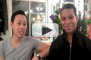 STAGE TUBE: CAP21 Interviews A CHRISTMAS STORY's Andrew Cristi and Thay Floyd