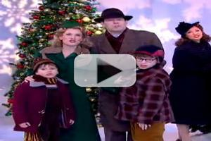 VIDEO: Cast of A CHRISTMAS STORY Performs on GMA