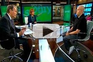VIDEO: Spotify CEO Daniel EK Visits CBS THIS MORNING