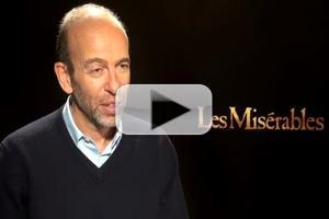 BWW TV Exclusive: LES MIS Producer Eric Fellner on Chasing Tom Hooper, Watching the Finished Film, and More!