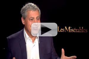 BWW TV Exclusive: LES MIS Producer Cameron Mackintosh on the Cast's Vocal Chops, Why Live Singing Works & More!