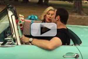 VIDEO: First Look - Travolta, Newton-John's 'I Think You Might Like It' Video