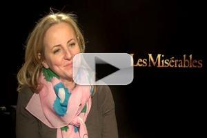 BWW TV Exclusive: LES MIS Producer Debra Hayward on Filming in Extreme Places, Her Learning Curve and More!