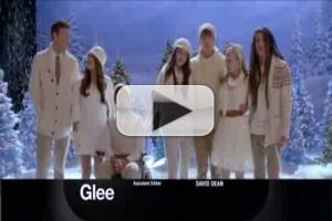 VIDEO: Promo - GLEE's 'Glee, Actually' Christmas Episode!