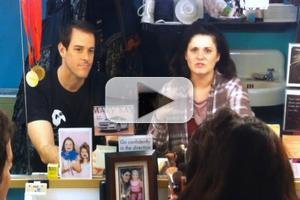 BWW TV Exclusive: Backstage Warm-Ups & Rituals at THE PHANTOM OF THE OPERA