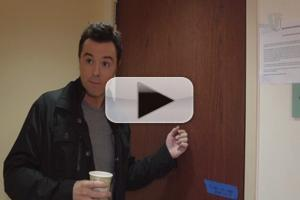VIDEO: Oscar Host Seth MacFarlane Surpises UCLA Class on mtvU's STAND IN