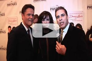 BWW TV: On the Red Carpet with Donny & Marie Osmond at their LA Christmas Concert