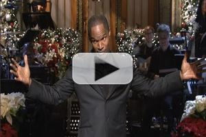 VIDEO: SNL Presents Jamie Foxx's Opening Monologue, 12/8