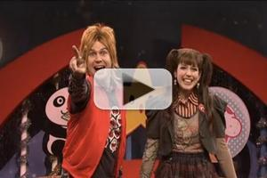 VIDEO: SNL Presents 'J-Pop: Christmas' from 12/8