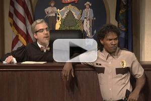 VIDEO: SNL Presents 'Maine Justice' from 12/8
