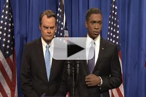 VIDEO: SNL Presents 'Fiscal Cliff Press Conference' Opening, 12/8