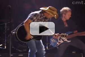 VIDEO: Underwood, Aldean & More Perform on CMT 2012 ARTISTS OF THE YEAR